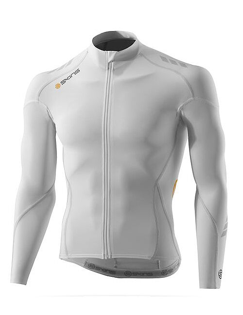 MB Skins Men`s L/S compression Jersey
