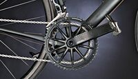 RB 0213 Cannondale Supersix Evo Black - Detail 1