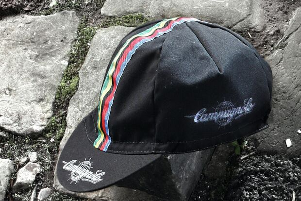 RB 1012 Equipment Doppelseiten Weltmeister Campagnolo Heritage Cap