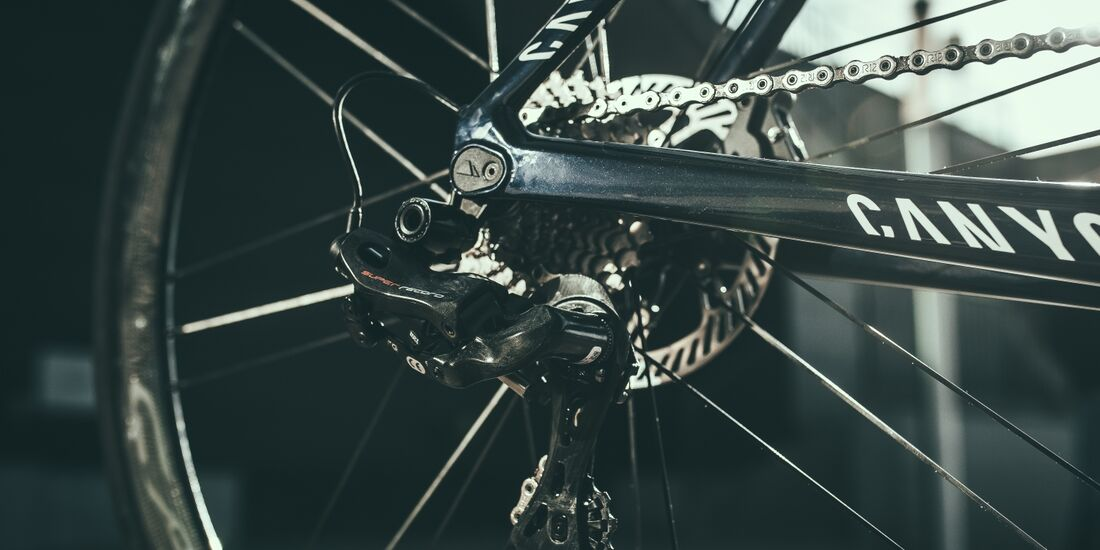 RB Campagnolo Super Record EPS Neuheit 2019