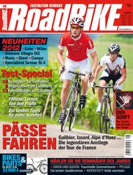 RB Heft August 2011 Cover