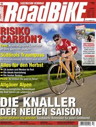 RB Heft Oktober 2010 Cover