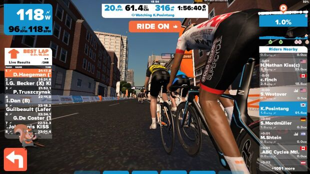 RB Zwift iOS Bild Trainingstagebuch